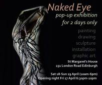 Pop-up exhibition - April 15