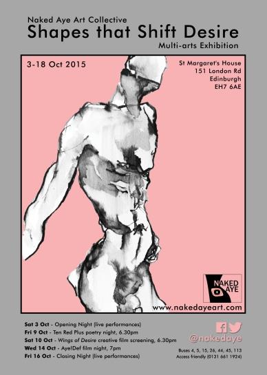 poster naked aye